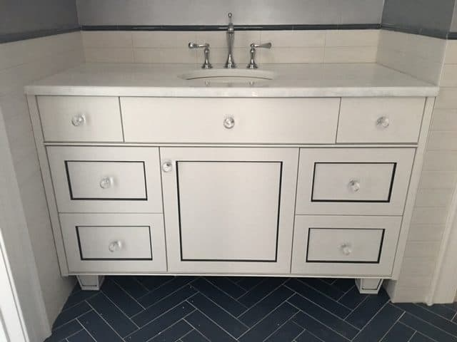 Custom Bathroom Vanities Nj custom kitchen cabinets & bathroom vanities - bergen county nj