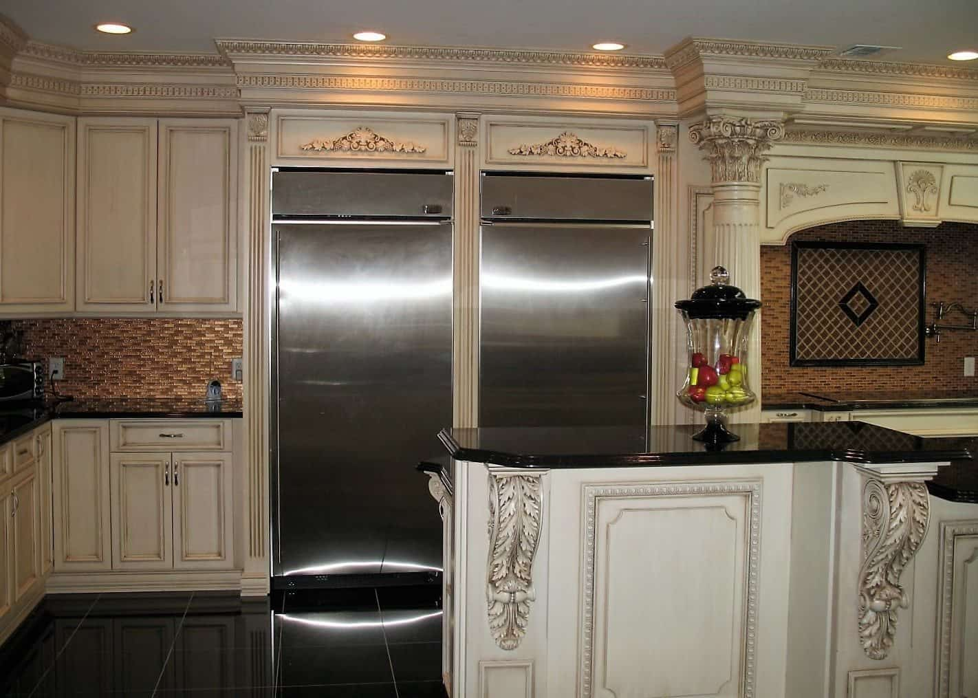 100 custom kitchen brilliant custom country kitchen cabinets style 8 and decorating - Home decorators vauxhall nj style ...