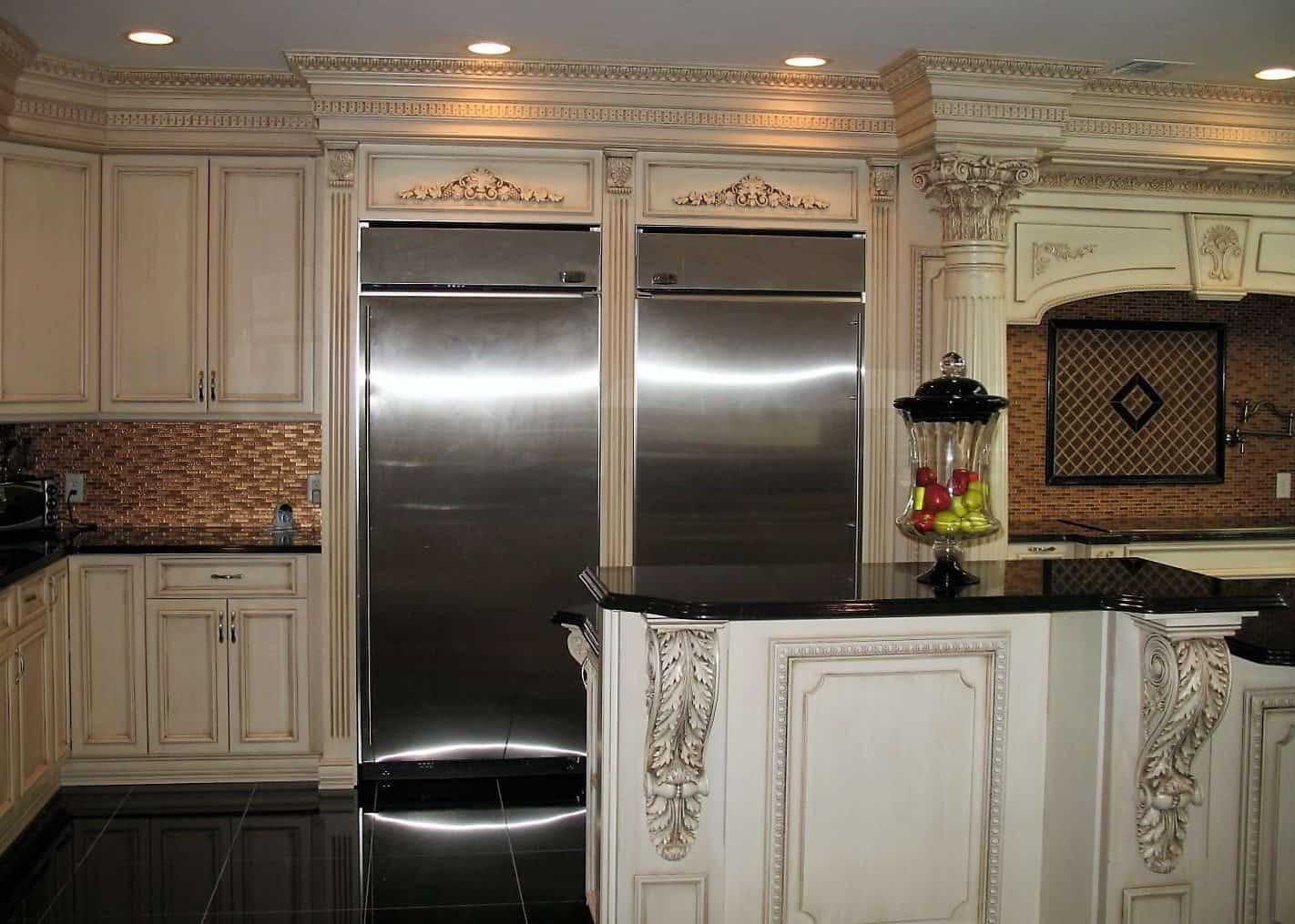 custom kitchen cabinets u0026 bathroom vanities bergen county nj