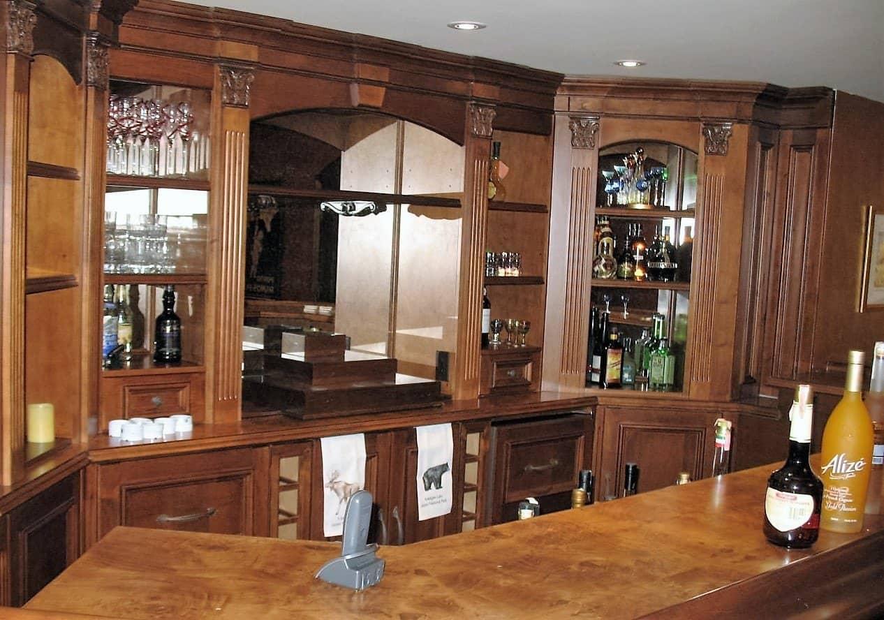 Custom Kitchen Cabinets Amp Bathroom Vanities Bergen County Nj